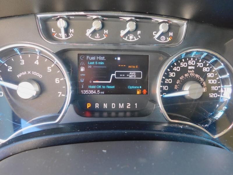 Ford F-150 SuperCrew Lariat 4X4 2011 price $18,900