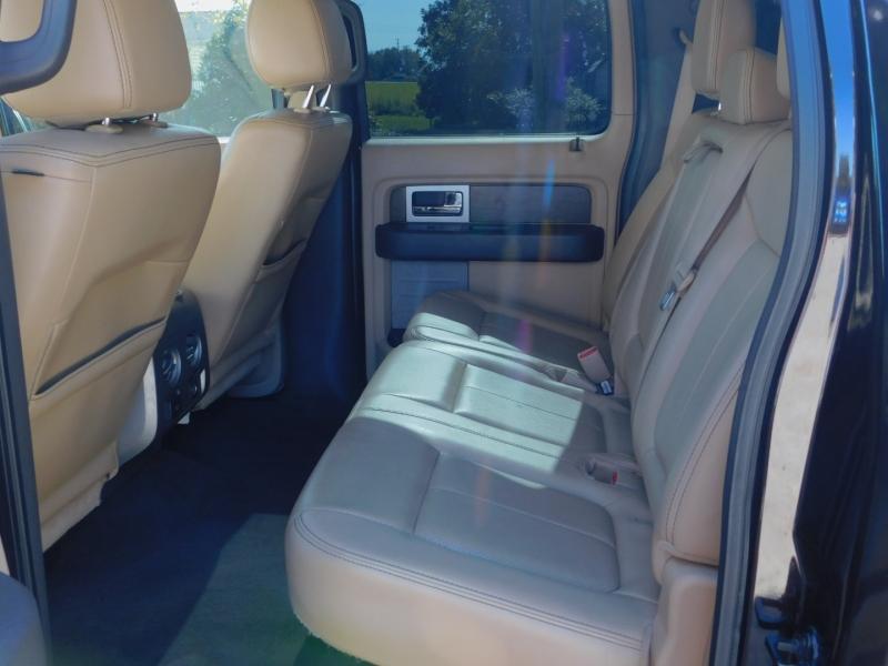 Ford F-150 SuperCrew 4X4 Lariat 2013 price $25,400