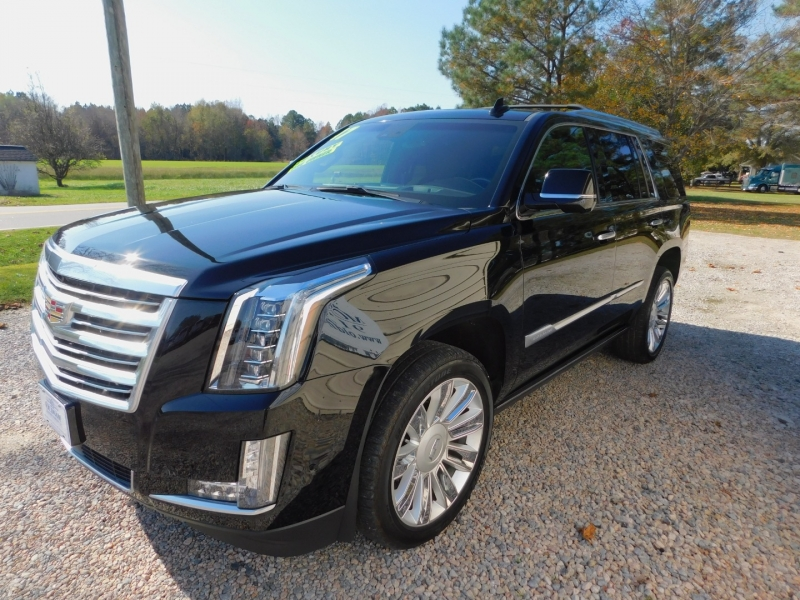 Cadillac Escalade 2017 price $65,700