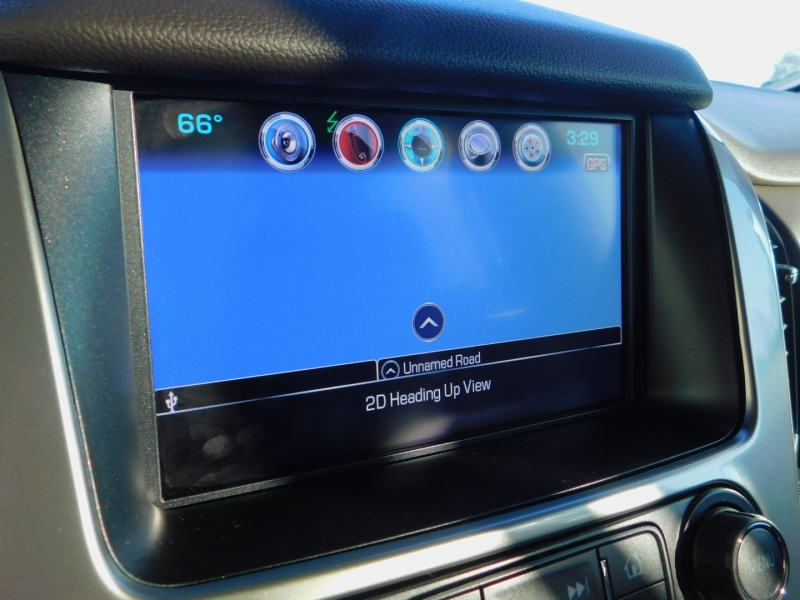 Chevrolet Tahoe LTZ 4X4 2016 price $46,300