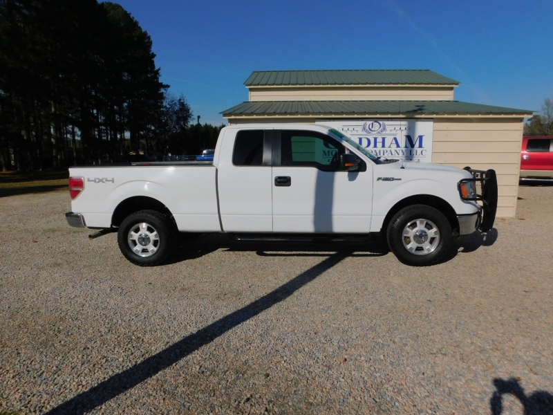 Ford F150 Ext Cab 4X4 XL 2014 price $15,900