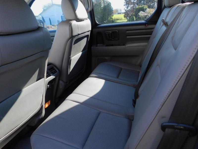 Honda Ridgeline 4X4 Crew Cab RTL 2010 price $12,200