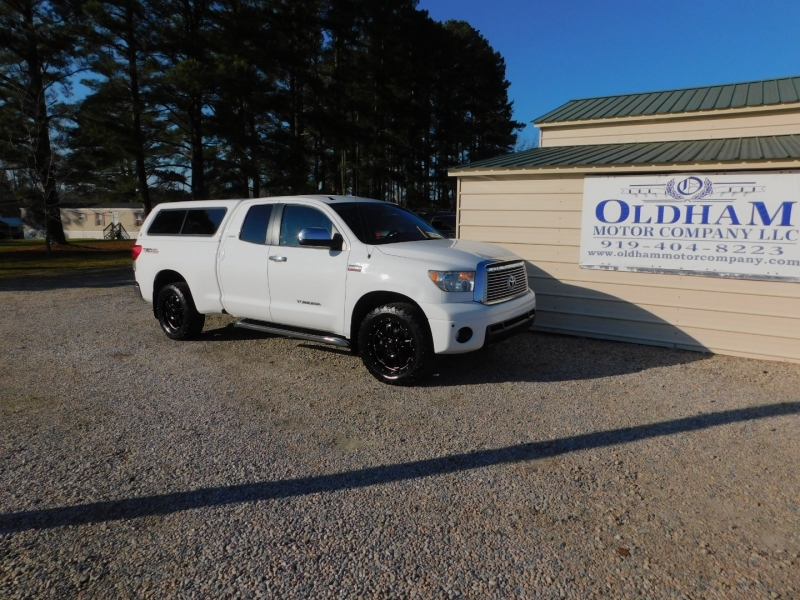 Toyota Tundra 4WD Truck Double Cab 2013 price $27,900