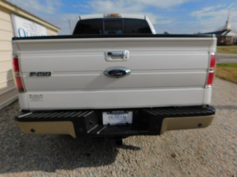 Ford F150 SuperCrew 4X4 Lariat 2013 price $24,900