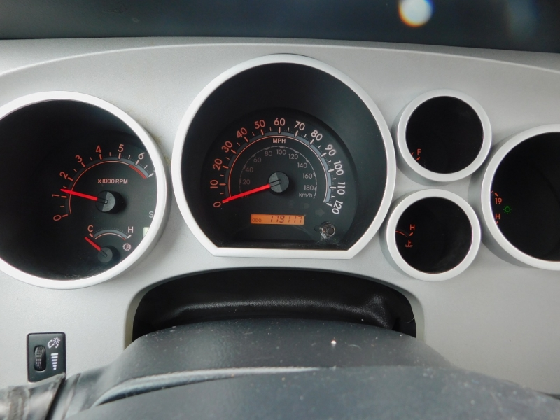 Toyota Tundra Double Cab 2WD SR5 2007 price $9,900
