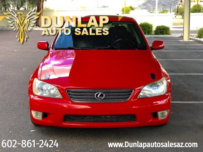 Lexus IS 300 2003 price $6,995