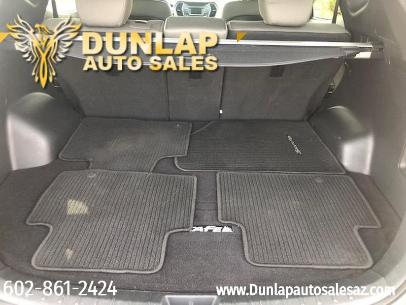 Hyundai Santa Fe 2014 price $9,900