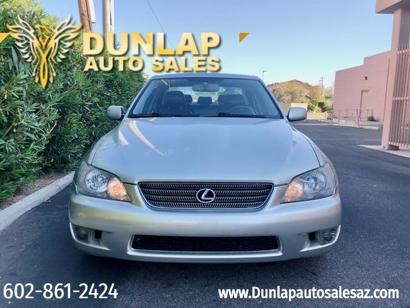 Lexus IS 300 2004 price $6,450