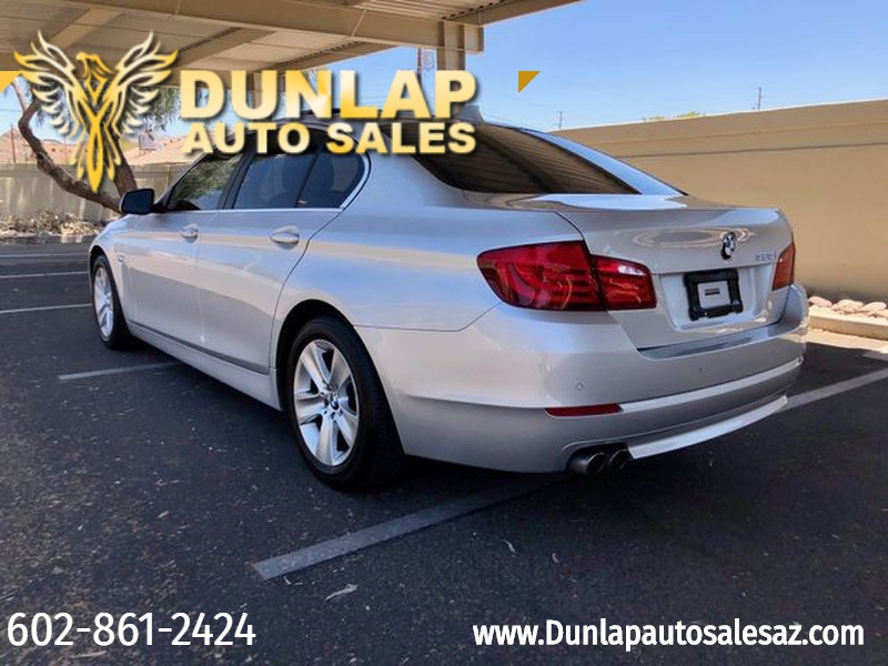 BMW 5-Series 2011 price $10,495