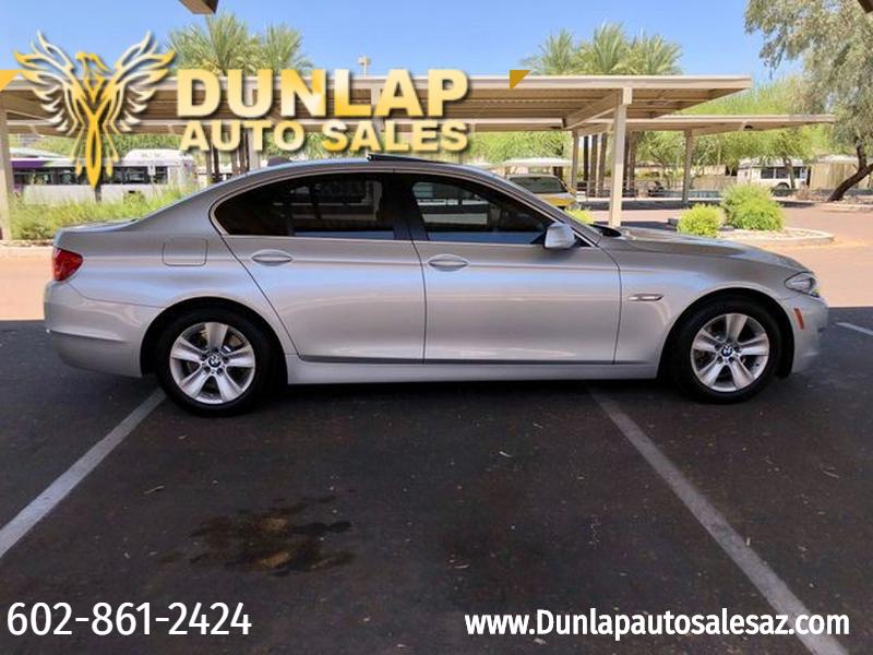 BMW 5-Series 2011 price $9,995