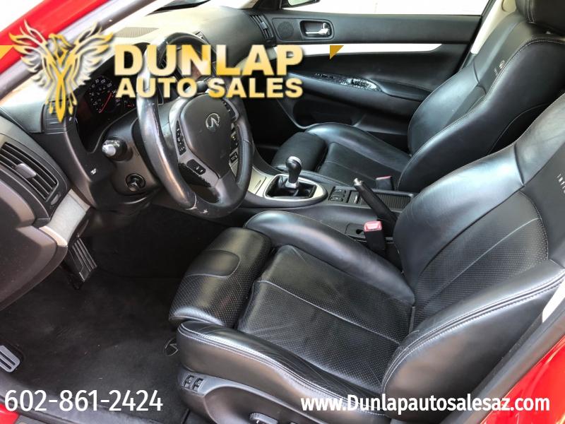 Infiniti G35S Sedan 2007 price $10,500