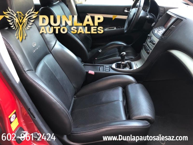 Infiniti G35S Sedan 2007 price $10,900
