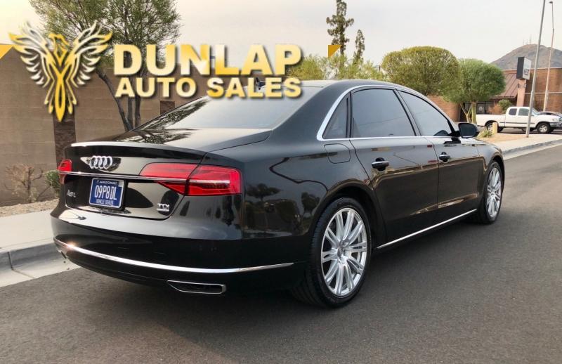 Audi A8 L 2015 price $39,995