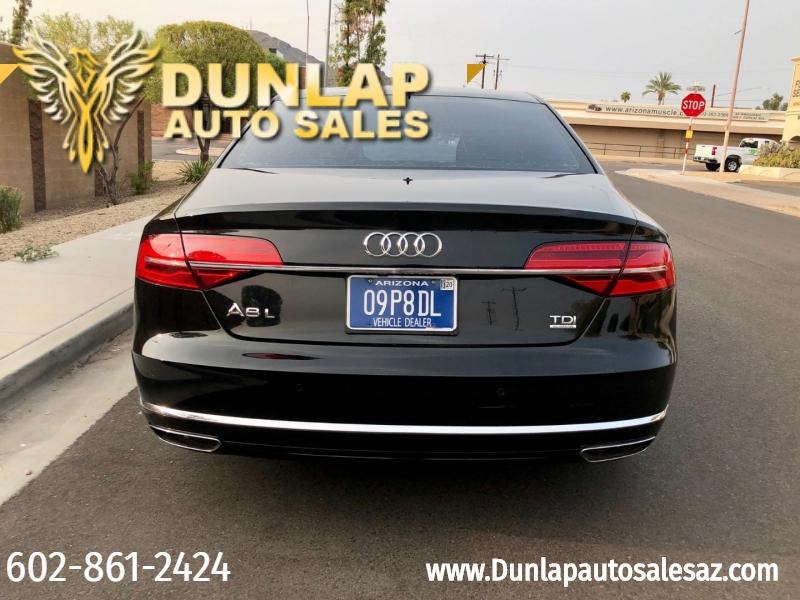 Audi A8 2015 price $39,995