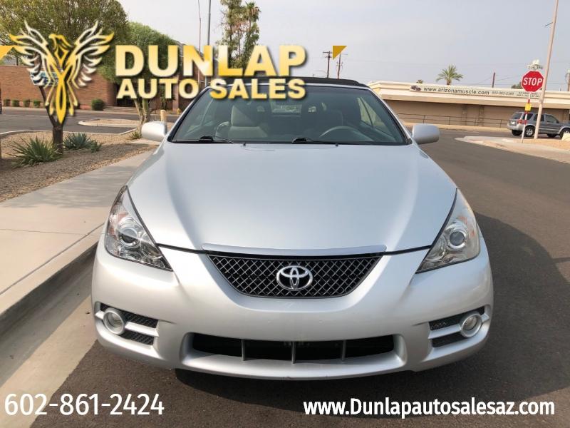Toyota Camry Solara 2007 price $9,395