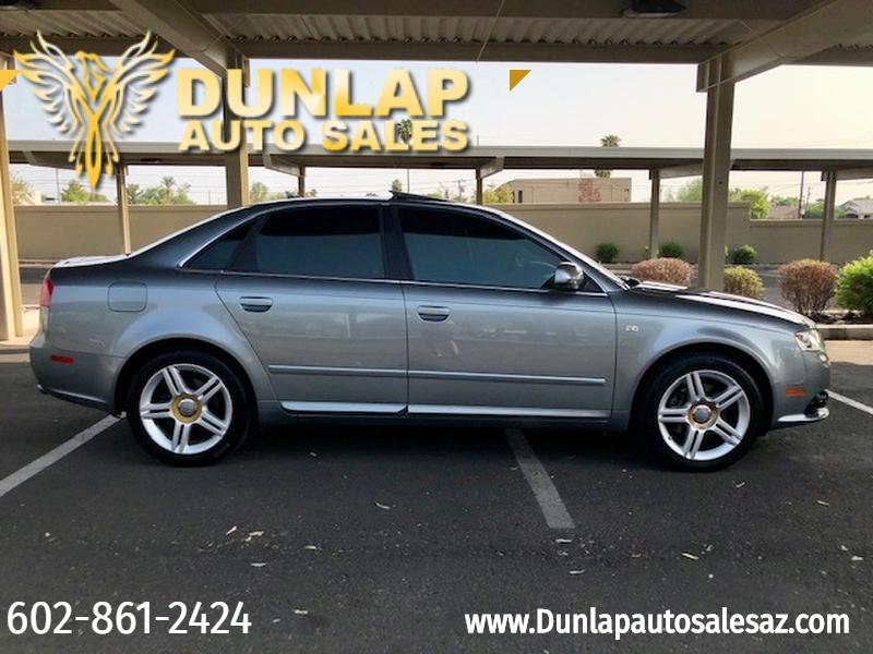 Audi A4 2008 price $7,999
