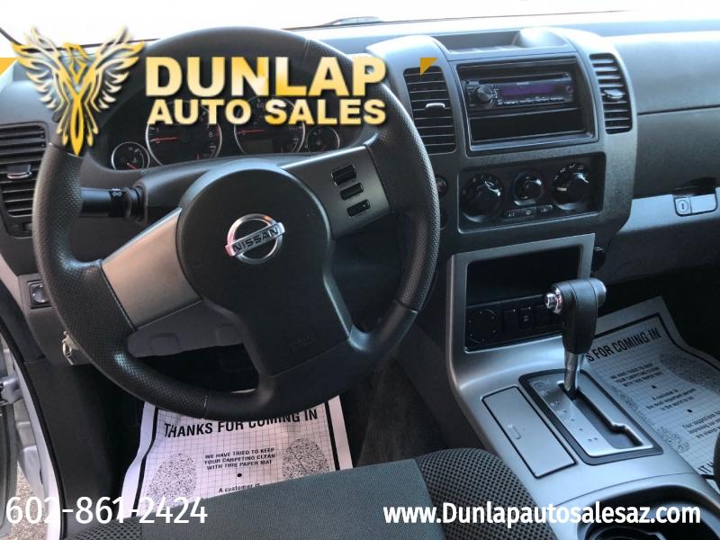 Nissan Pathfinder 2005 price $7,450