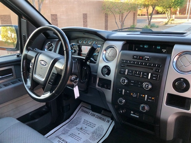 Ford F-150 2011 price $12,900