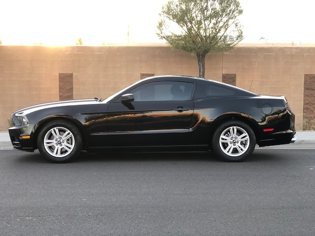 Ford Mustang 2014 price $12,900