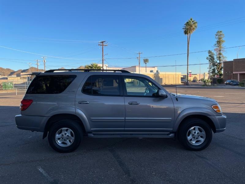 Toyota Sequoia 2002 price $8,495