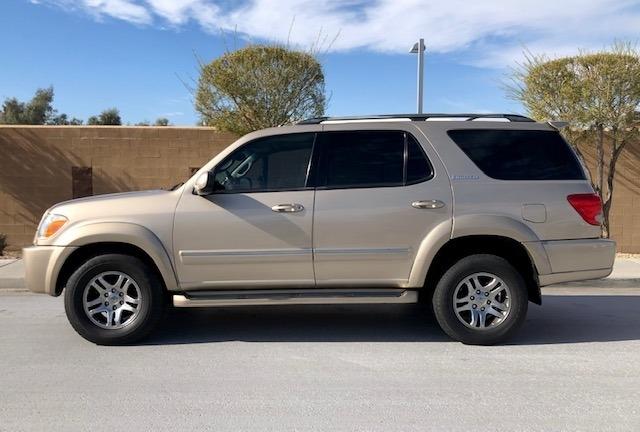 Toyota Sequoia 2006 price $8,900