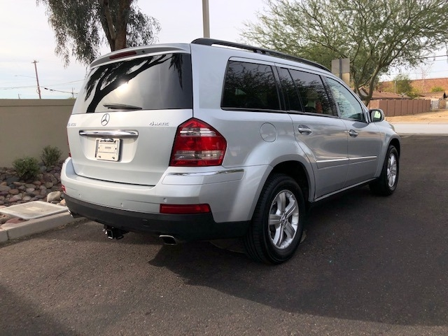 Mercedes-Benz GL450 2007 price $10,900