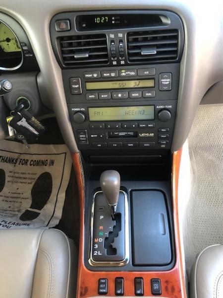Lexus GS 300 2005 price $6,950