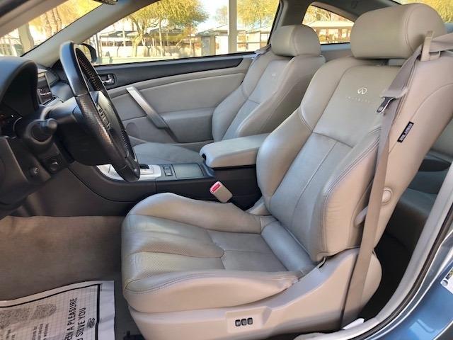 Infiniti G Coupe 2006 price $7,995