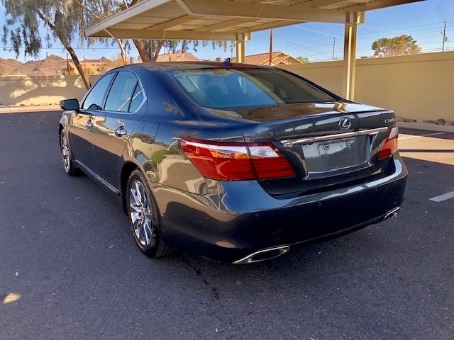 Lexus LS 460 2010 price $15,450