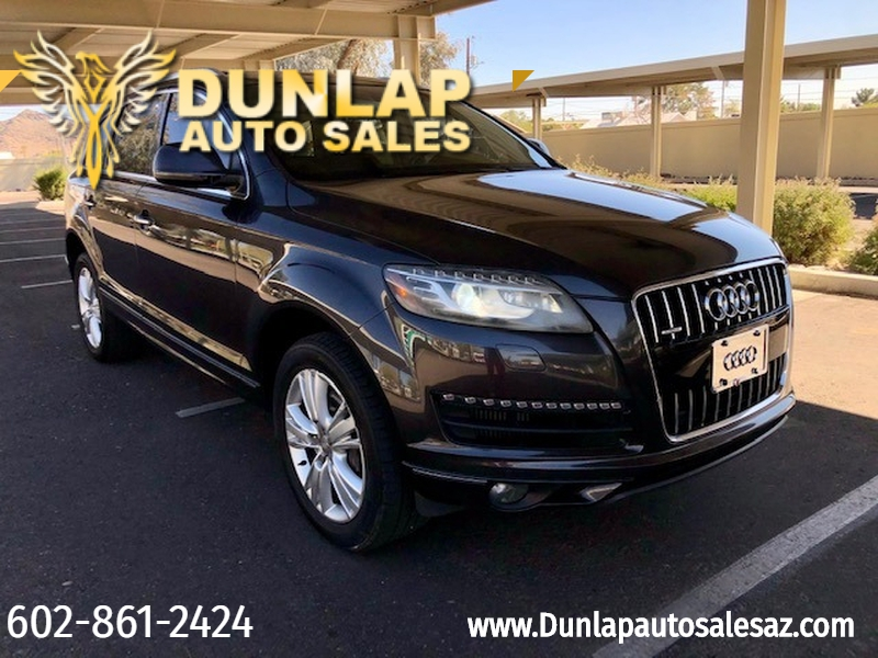 Audi Q7 2011 price $13,995