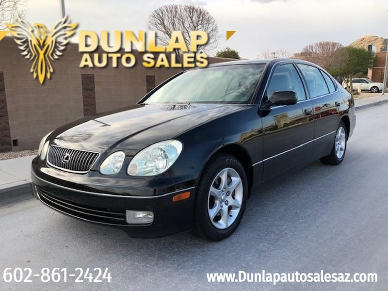 Lexus GS 300 2003 price $5,900