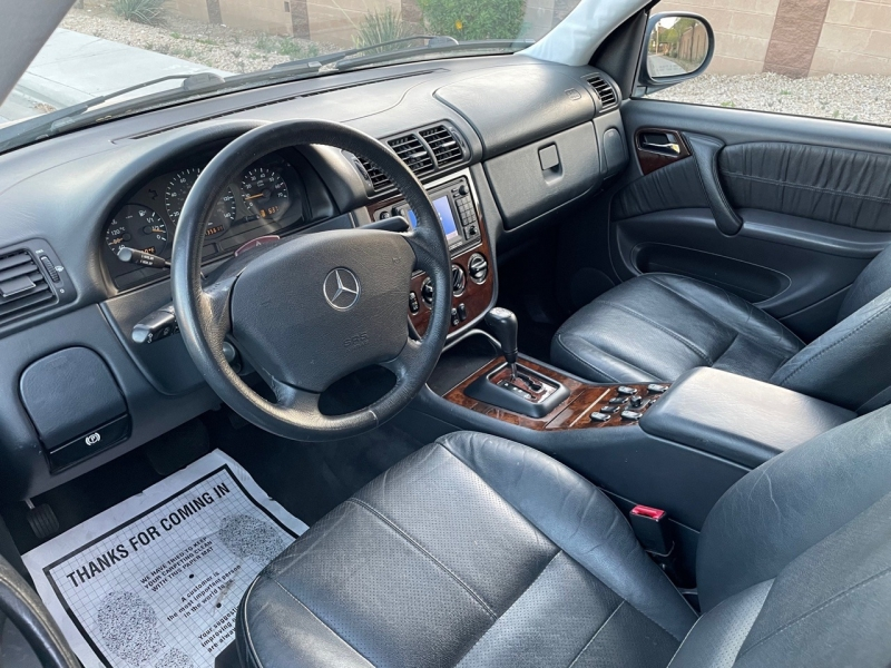 Mercedes-Benz M-Class 2001 price $5,950