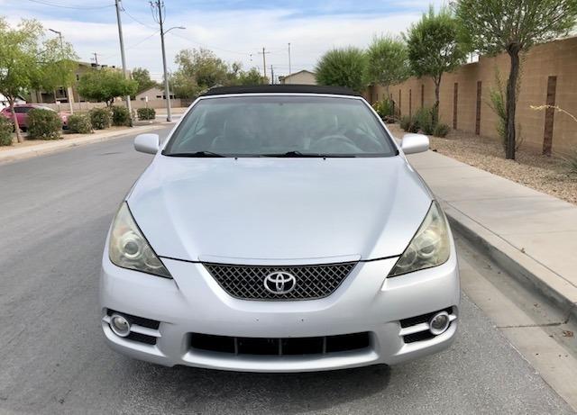 Toyota Camry Solara 2007 price $10,450