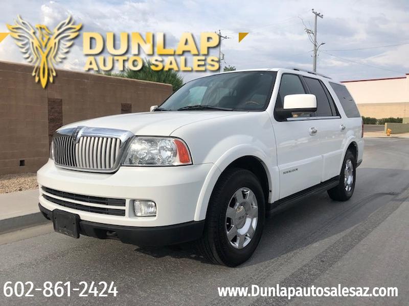 Lincoln Navigator 2006 price $13,450