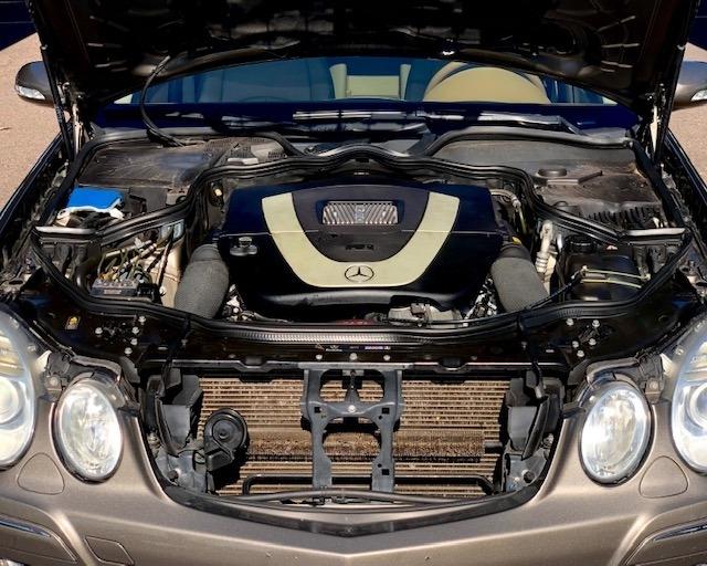 Mercedes-Benz E-Class 2009 price $10,900
