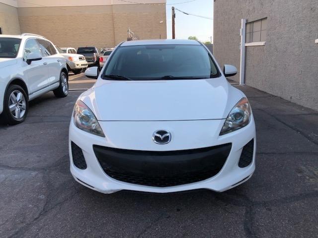 Mazda Mazda3 2012 price $9,450