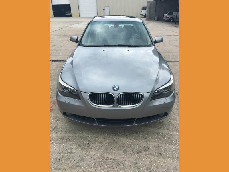 BMW 5-Series 2006 price $0