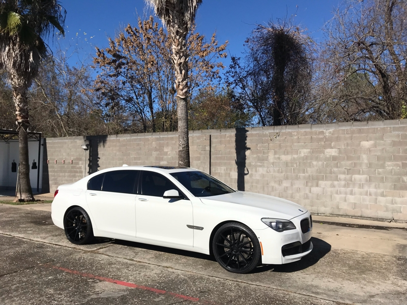 BMW 7 Series 2012 price $0