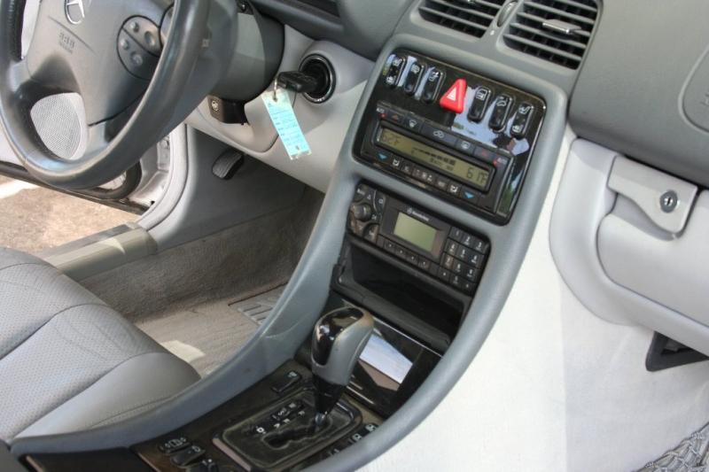 Mercedes-Benz CLK-Class 2001 price $0