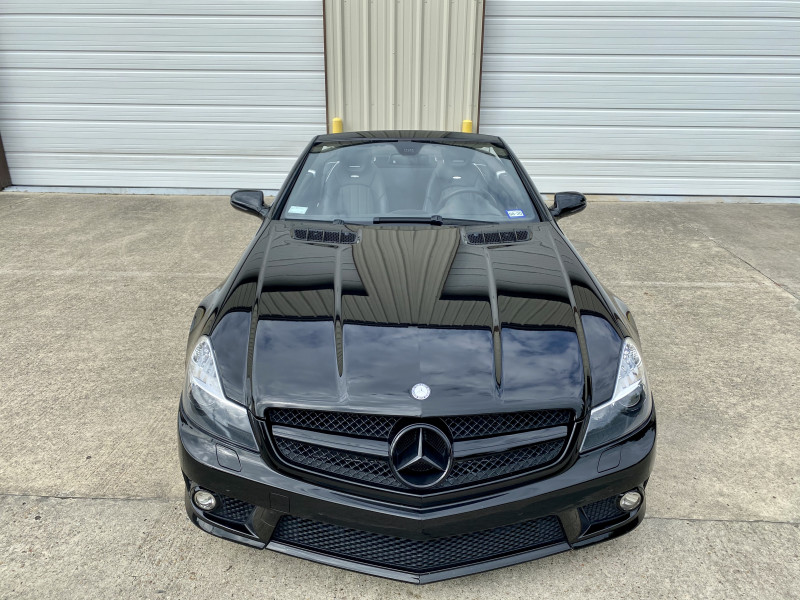 Mercedes-Benz SL63 AMG 2009 price $39,850