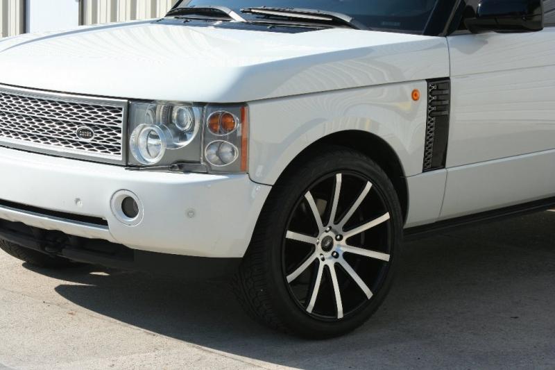 Land Rover Range Rover 2005 price $11,950