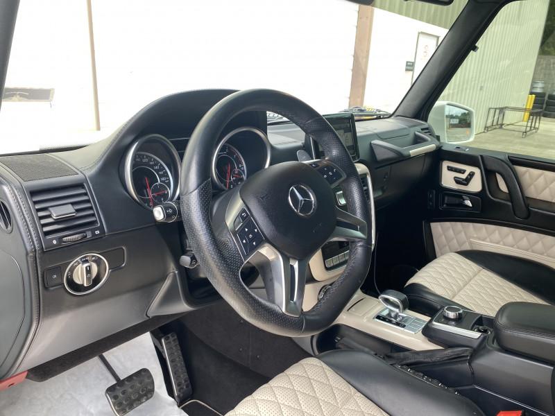 Mercedes-Benz G-Class 2016 price $0