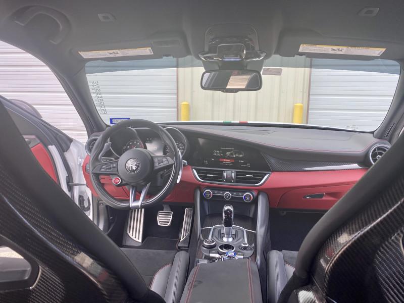 Alfa Romeo Giulia Quadrifoglio 2018 price $59,850