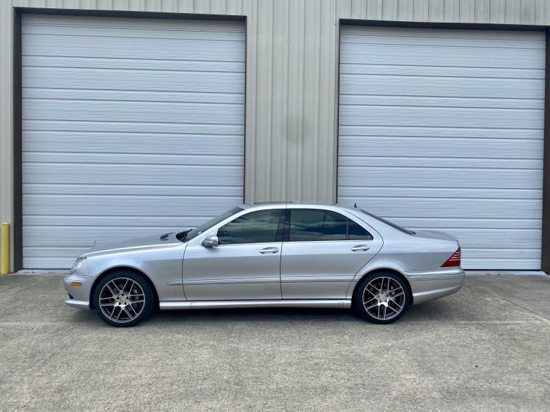 Mercedes-Benz S-Class 2003 price $11,850