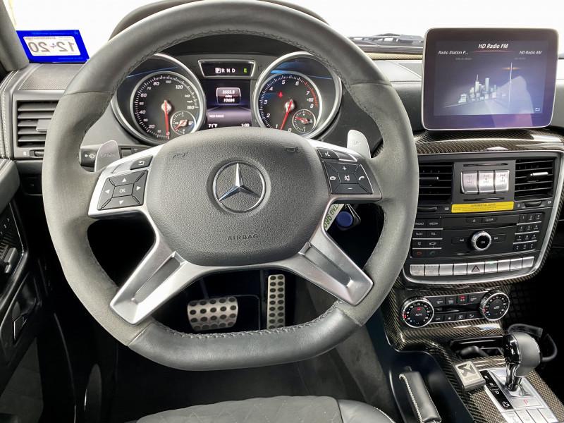 Mercedes-Benz G-Class 2017 price $199,850