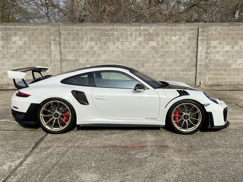 Porsche 911 2018 price $0