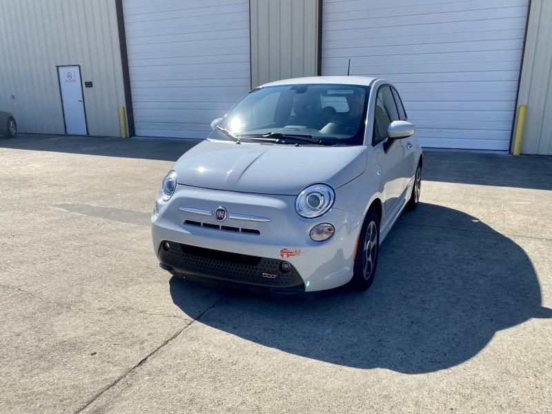 Fiat 500e 2017 price $8,250