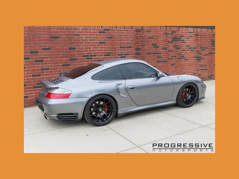 Porsche 911 Carrera Turbo 2002 price $45,800