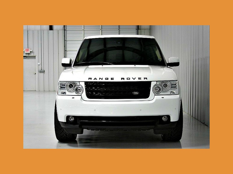 Land Rover Range Rover 2011 price Call for Pricing.