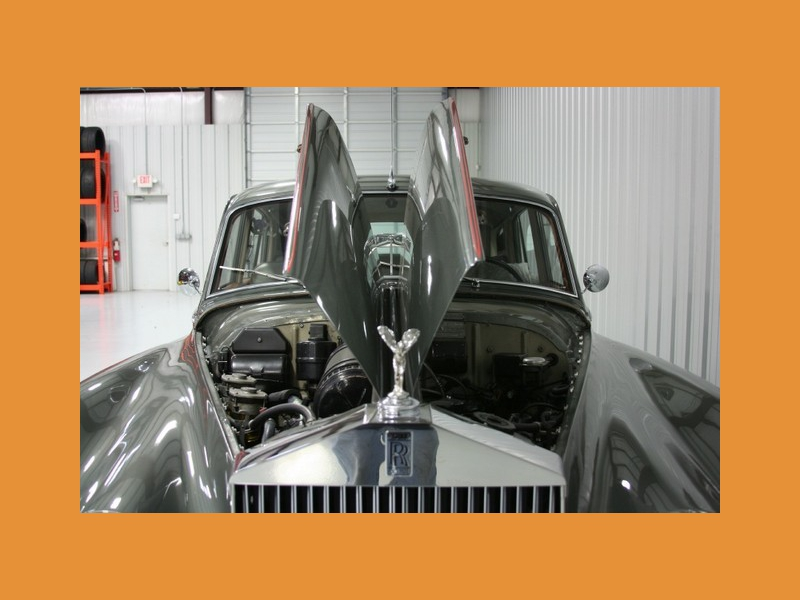 Rolls-Royce Cloud 1959 price $65,850